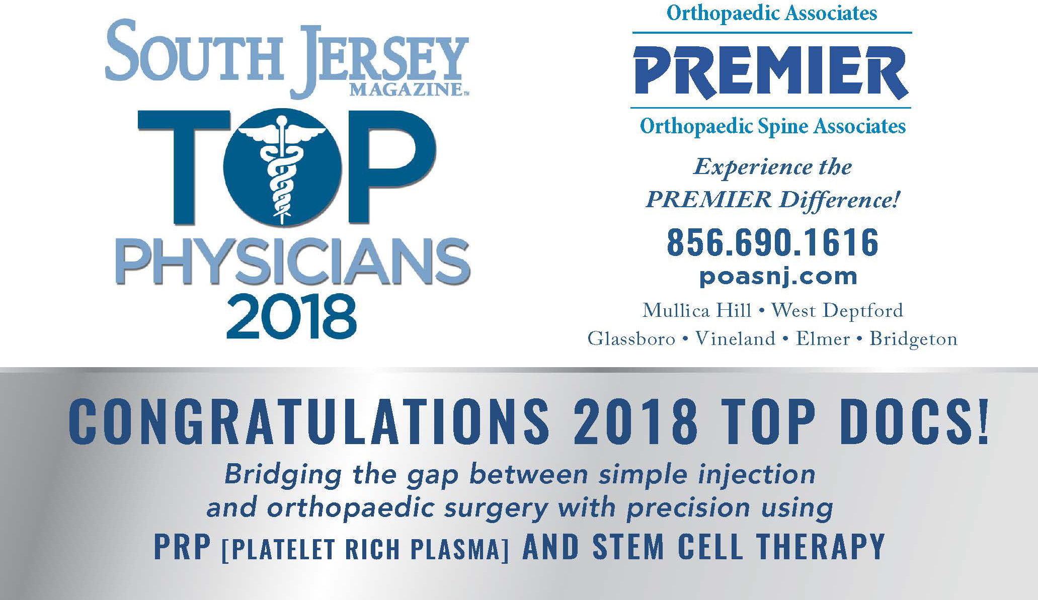 2018 Top Physicians